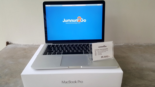 MacBook Pro Retina 13 (Early 2015) 128GB Â¡¡Åèͧ Á×ÍÊͧ