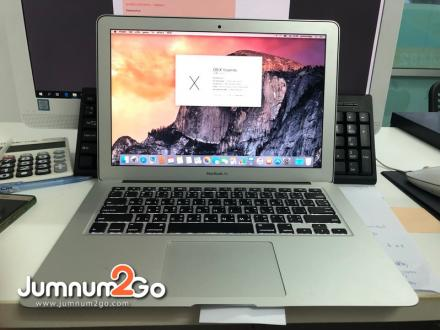 Macbook Air Early 2015 Á×ÍÊͧ ËÅØ´¨Ó¹Ó
